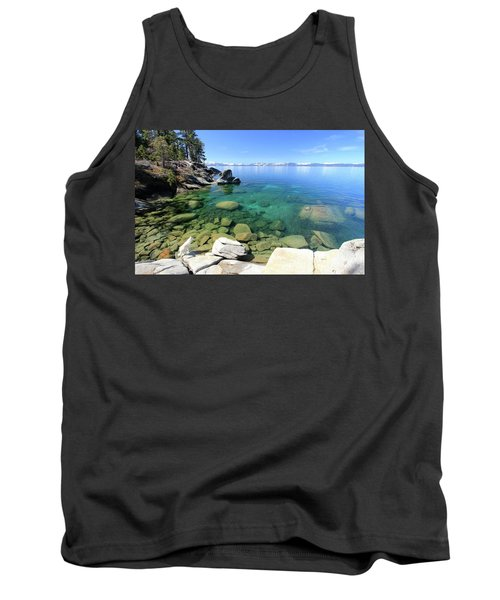Search Her Depths Tank Top