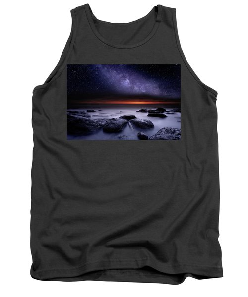 Search Of Meaning Tank Top by Jorge Maia