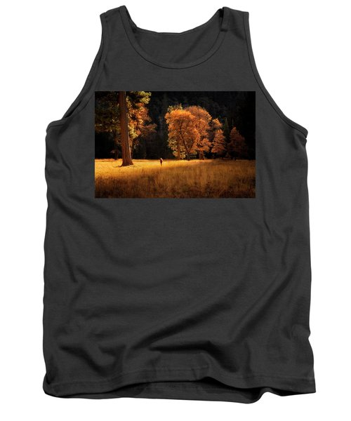 Searching For Light Tank Top by Nicki Frates