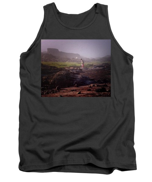 Searching For Shells Tank Top