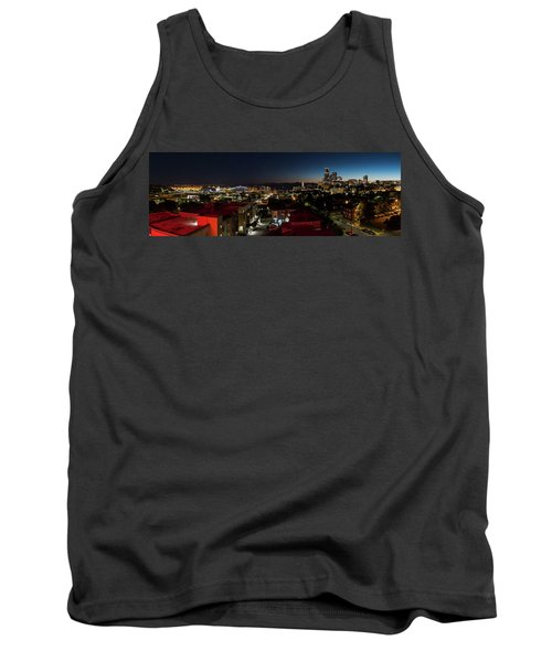 Seattle City And Port Tank Top