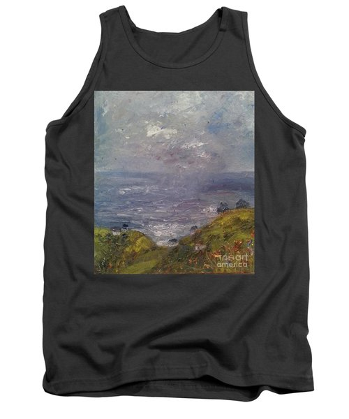 Seaview Tank Top by Genevieve Brown