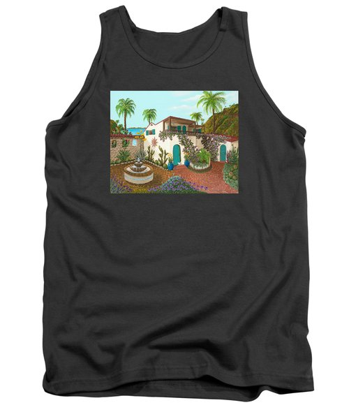 Secluded Paradise Tank Top