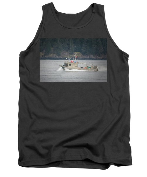 Tank Top featuring the photograph Second Wind by Randy Hall