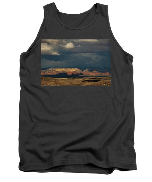 Secret Mountain Wilderness Storm Tank Top