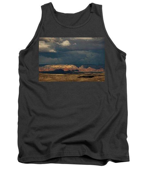 Secret Mountain Wilderness Storm Tank Top
