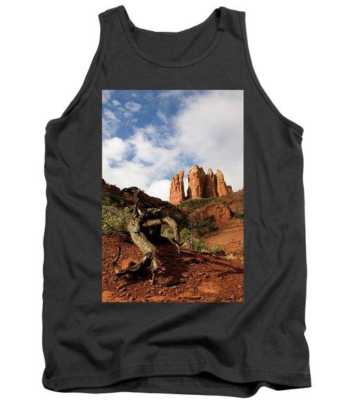 Sedona Red Rocks No. 01 Tank Top