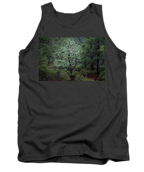 Sedona Tree #1 Tank Top