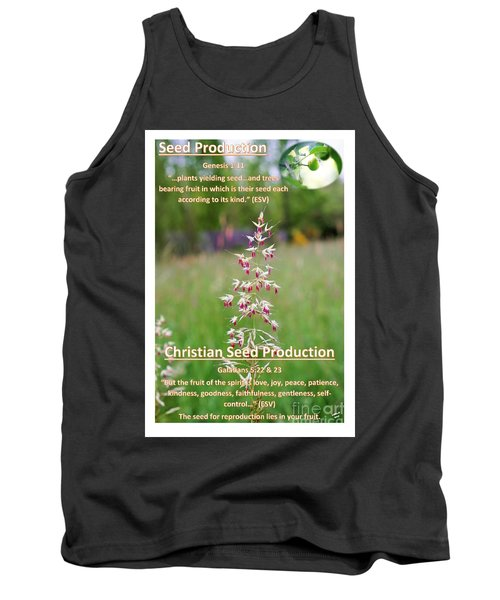 Seed Production Tank Top