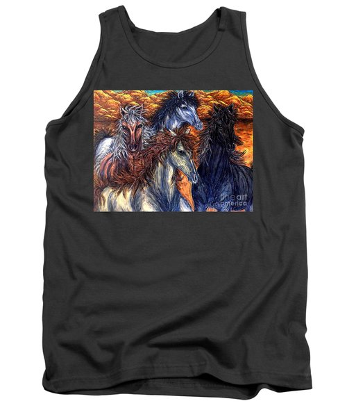 Seeds Of Independence Tank Top