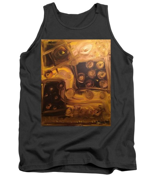 Seeing Into Space Tank Top
