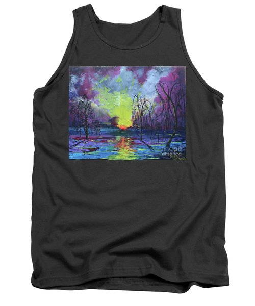 Seeing Through The Truth Tank Top