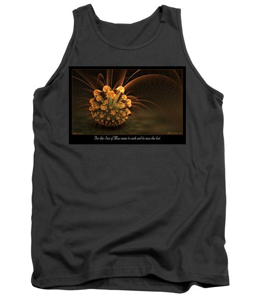 Seek And Save Tank Top