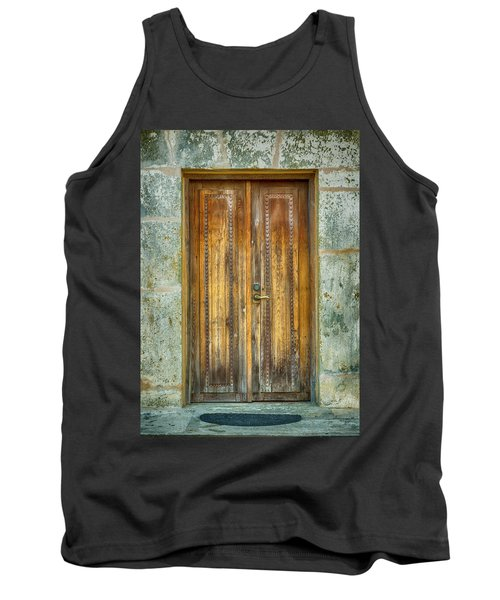 Tank Top featuring the photograph Seeking Sanctuary - 1 by Stephen Stookey