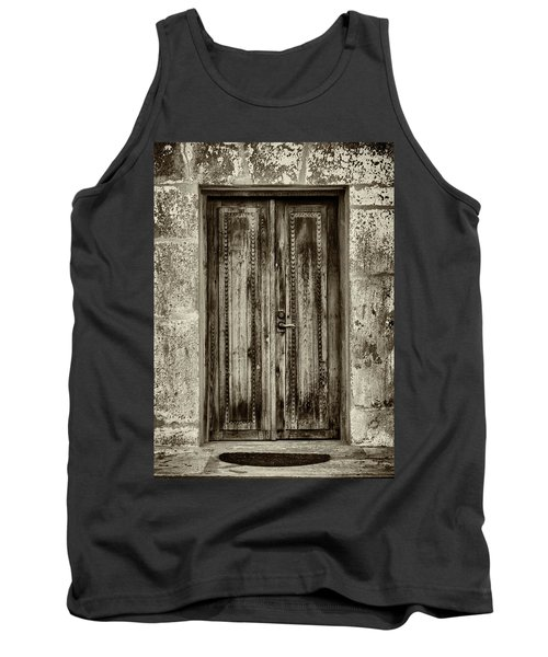 Tank Top featuring the photograph Seeking Sanctuary - 2 by Stephen Stookey