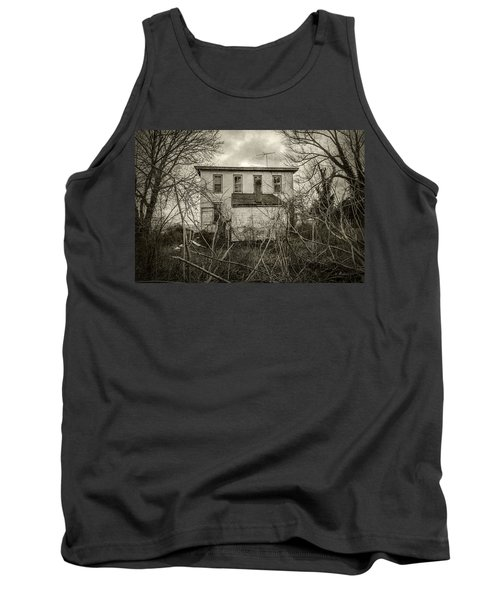 Seen Better Days Tank Top by Brian Wallace