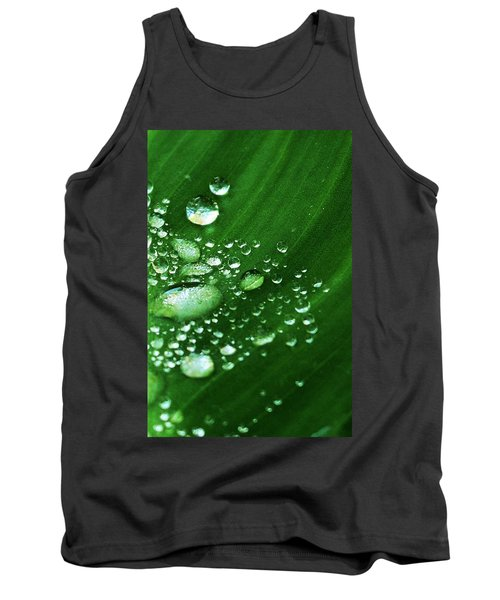 Growing Carefully Tank Top by John Glass