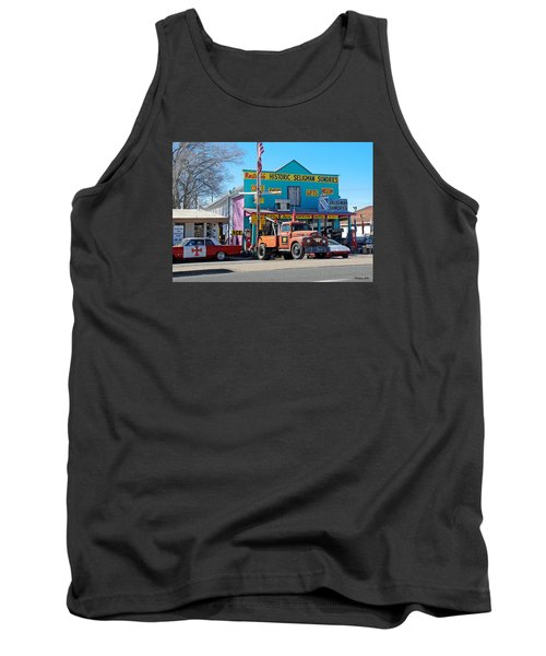 Seligman Sundries On Historic Route 66 Tank Top