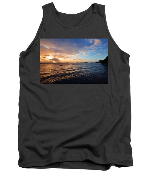 Tank Top featuring the photograph Semblance 3769 by Ricardo J Ruiz de Porras