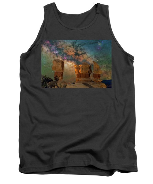 Sentinels Of The Night Tank Top