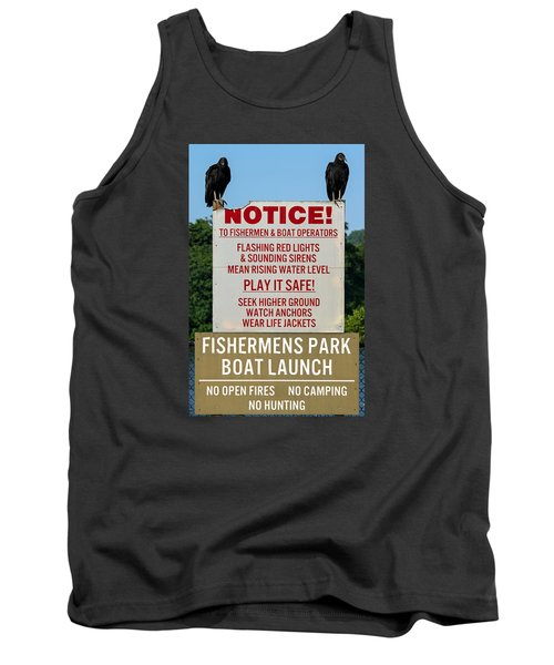 The Enforcers Tank Top