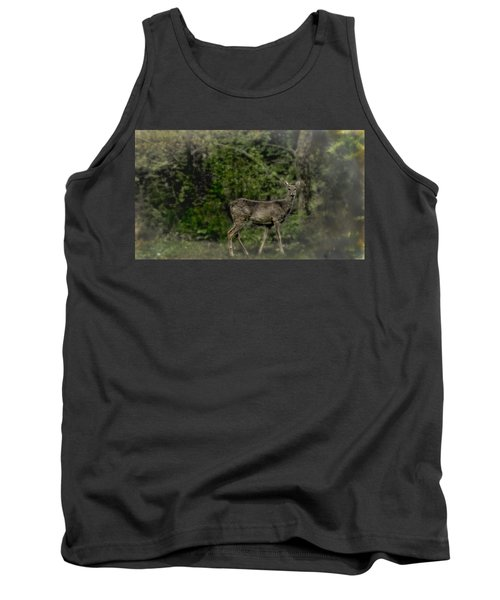 Separated And Diseased Tank Top