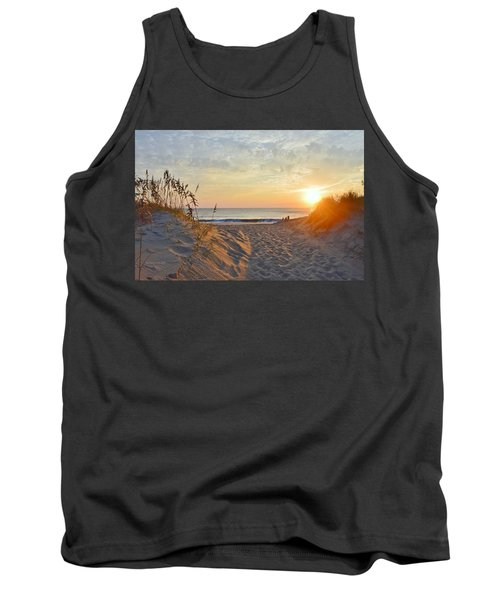 September Sunrise Tank Top