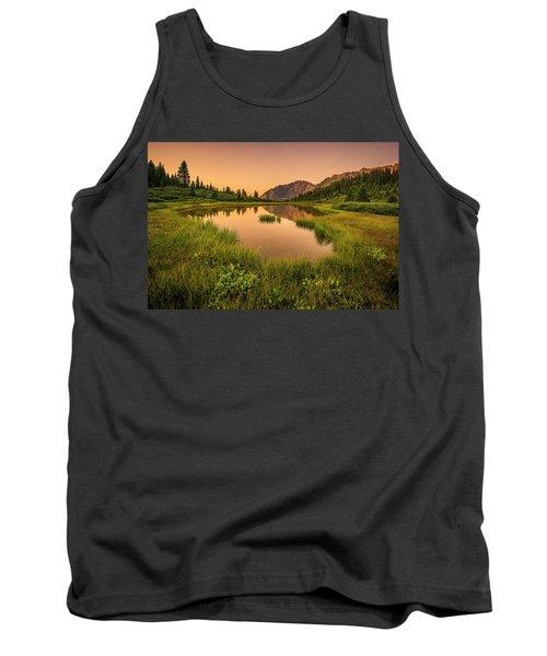 Serene Lake Tank Top