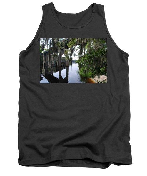 Serene River Tank Top