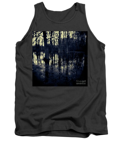 Series Wood And Water 4 Tank Top