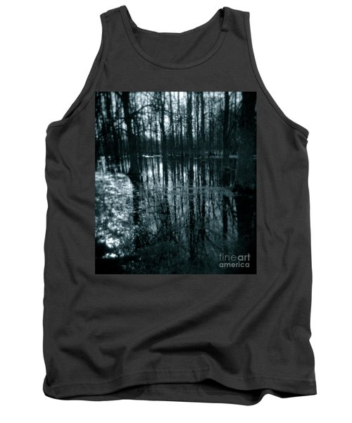 Series Wood And Water 7 Tank Top