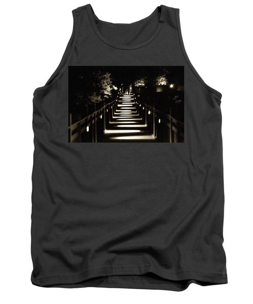 Serpentine Shadow Tank Top
