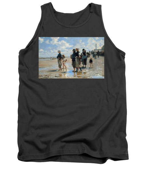 Setting Out To Fish Tank Top
