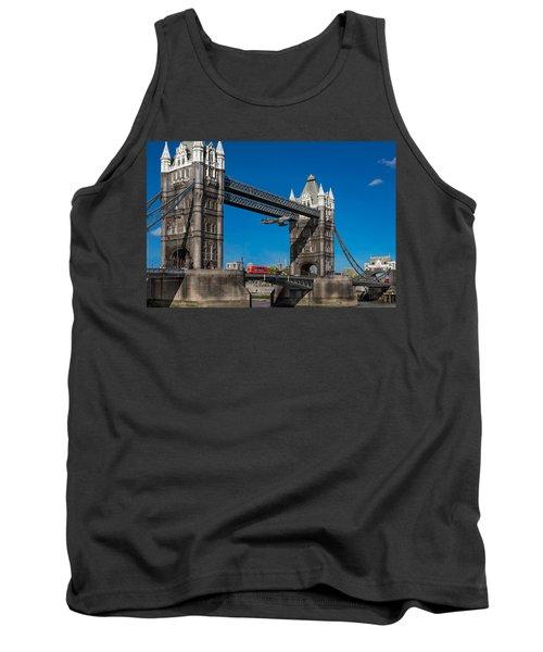 Seven Seconds - The Tower Bridge Hawker Hunter Incident  Tank Top
