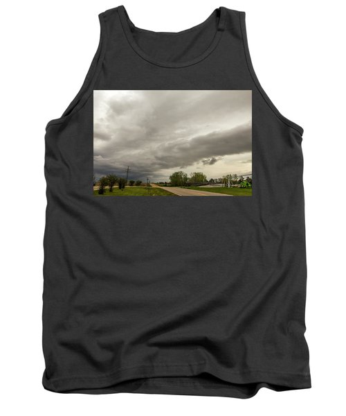 Severe Nebraska Weather 013 Tank Top