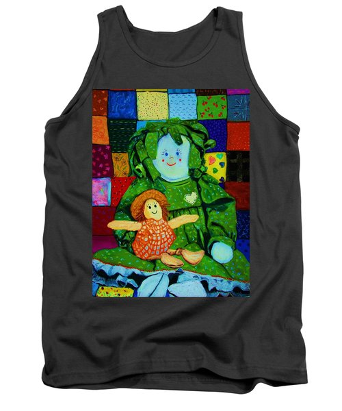 Sew Sweet Tank Top