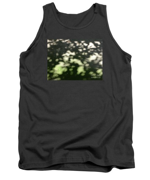 Shaded Patterns Tank Top