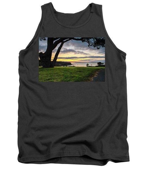Shaded Sunrise Tank Top