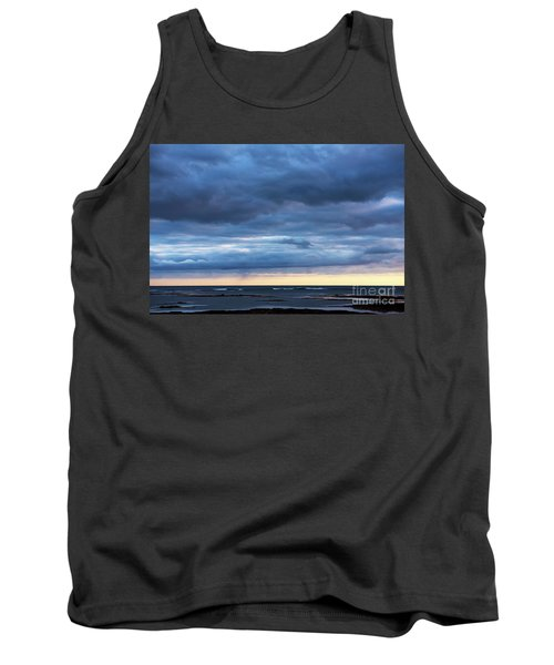 Tank Top featuring the photograph Shades Of Blue.. by Nina Stavlund