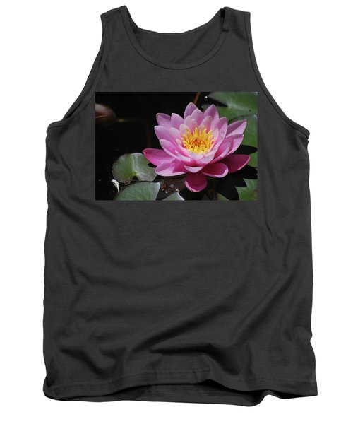 Tank Top featuring the photograph Shades Of Pink by Amee Cave