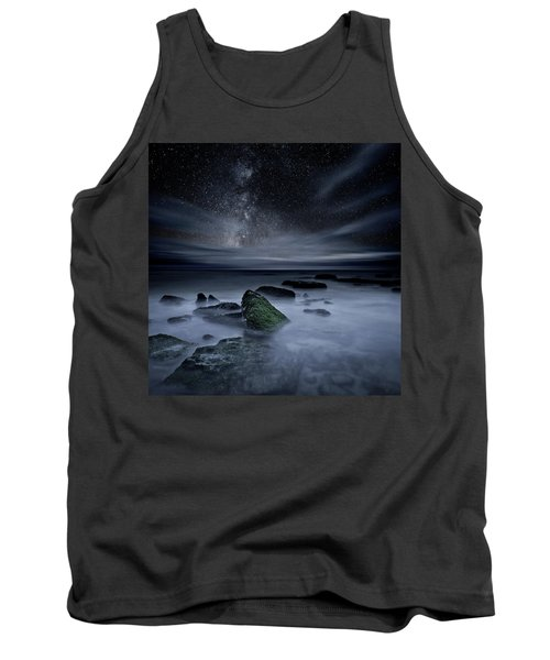 Shades Of Yesterday Tank Top by Jorge Maia