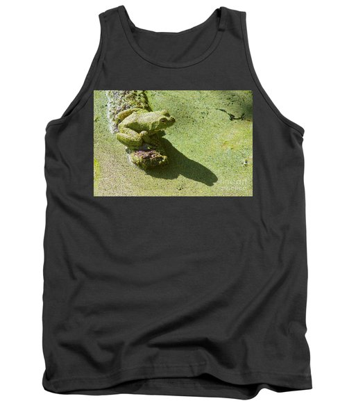 Shadow And Frog Tank Top