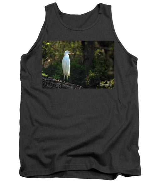 Shadow Heron Tank Top