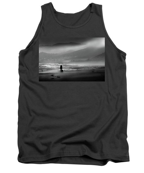 Shadow Of A Doubt Tank Top