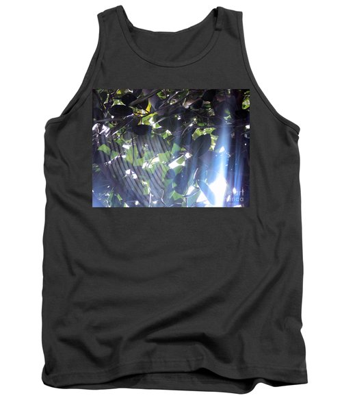 Shadow Threads Tank Top
