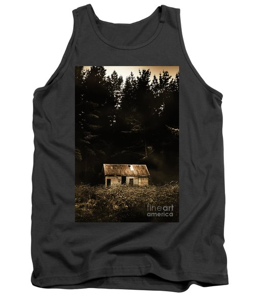 Shadows Of Mornings First Light Tank Top