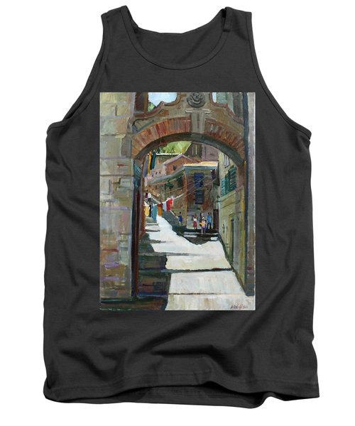 Shadows The Old Town Tank Top