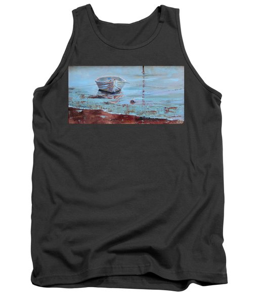 Shallow Tether Tank Top by Trina Teele