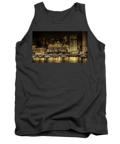 Shanghai Nights Tank Top