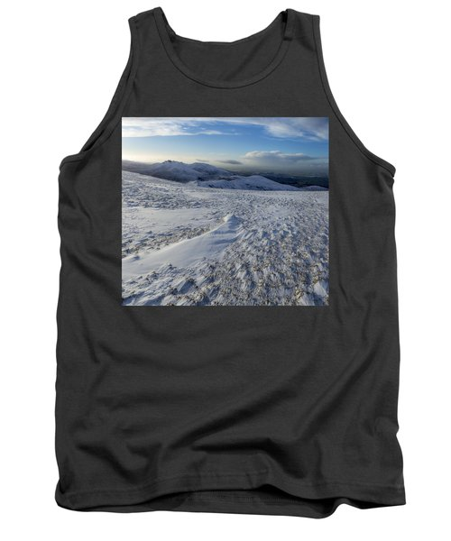Shapes In The Ice And Far Away Tank Top